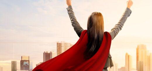 éxito mujer