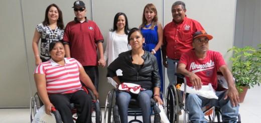 Apoyo a discapacidad DIF