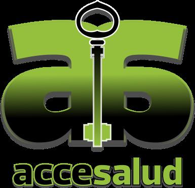 Logotipo de AcceSalud
