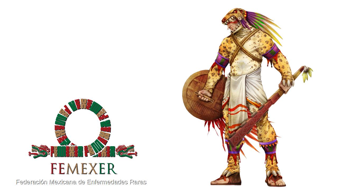 Logotipo de FEMEXER
