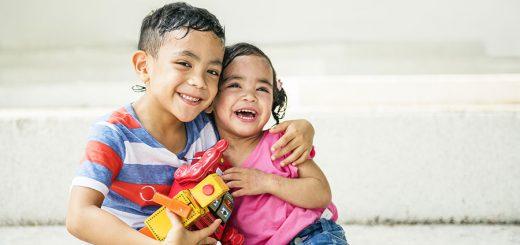 Las lecciones de vida que pueden enseñar los hermanos