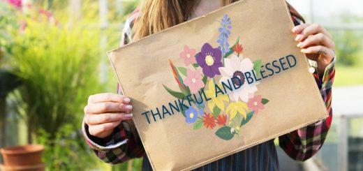 Expresando gratitud en lugar de disculparse