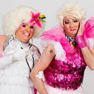 Drag Queen en el programa de televisión Drag Race de RuPaul habla sobre el síndrome de Ehlers-Danlos