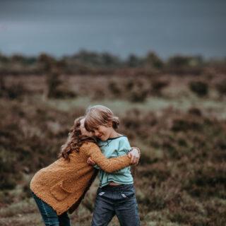 los hermanos como cuidadores