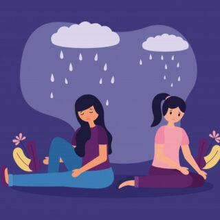 tristeza, depresión